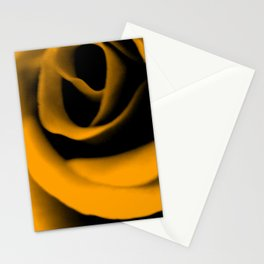 Yellow Rose III Stationery Cards