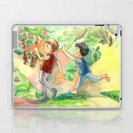 Best Friends for Life Laptop & iPad Skin