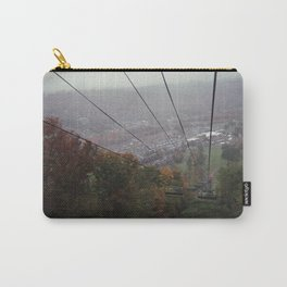 from the ski lift at oktoberfest Carry-All Pouch