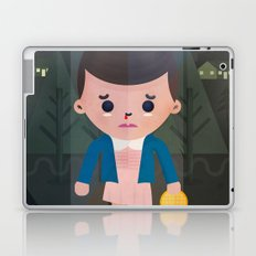 Stranger Things fan art Laptop & iPad Skin