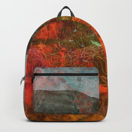 Poisoned Glen blanket Backpack