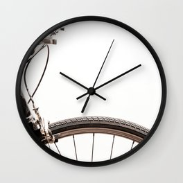 Bicycle No. 1 Wall Clock
