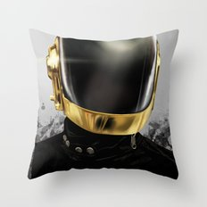 Daft Punk I Throw Pillow