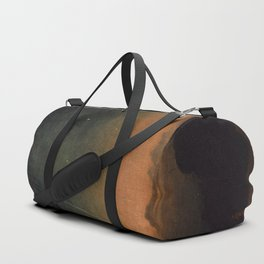 Smyth - The Great Comet of 1843 Sunset Magical Stars Duffle Bag