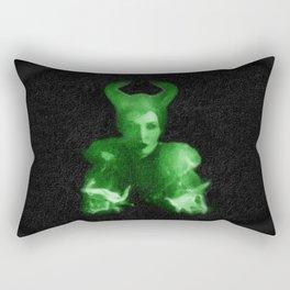 Maleficent's Evil Spell / Sleeping Beauty Rectangular Pillow