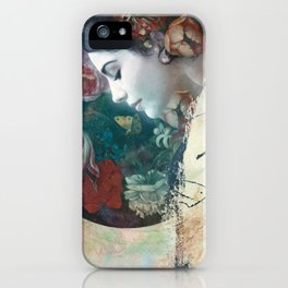 Frigiliana, an ode to Spain iPhone Case