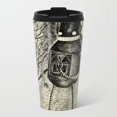 The Runaway Metal Travel Mug