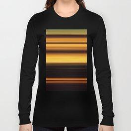 Mona Lisa - Swipe Long Sleeve T-shirt
