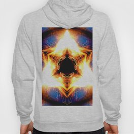 Afterimage of the light 01 Hoody