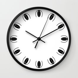 Bugs: abstract Cockroach Wall Clock