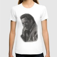 nicolas cage T-shirts featuring WILD AT HEART - NICOLAS CAGE by William Wong