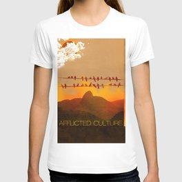 Afflicted Culture  T-shirt