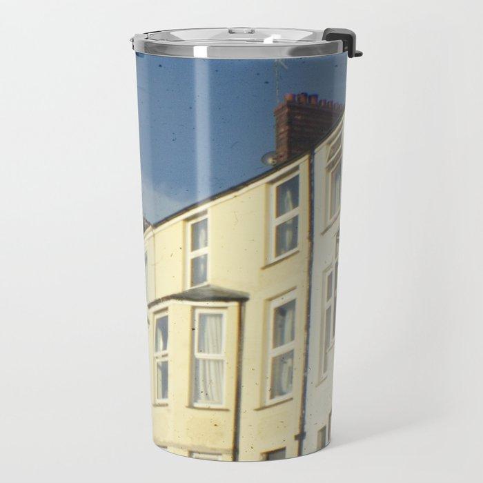 Home by the sea Travel Mug