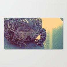 Leeper Canvas Print