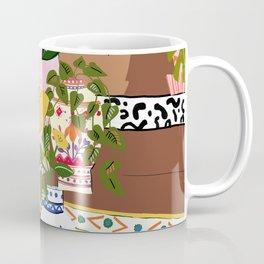Bohemian stairs Coffee Mug