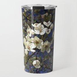 Joyful Blossoms Travel Mug