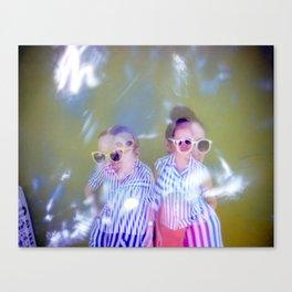 Sarah/Emily/Double   Canvas Print