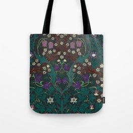 Blackthorn - William Morris Tote Bag