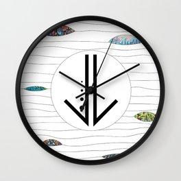 JL.... Wall Clock