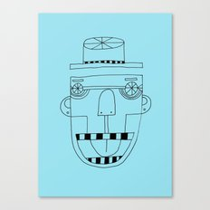 Funky Monkey Canvas Print