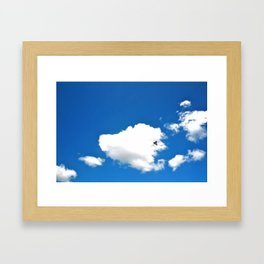 Fly High Framed Art Print