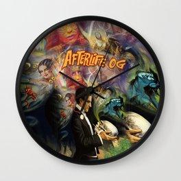 AfterLife OG Wall Clock