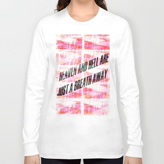 HEAVEN&HELL3 Long Sleeve T-shirt