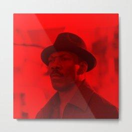 Eddie Murphy - Celebrity (Photographic Art) Metal Print