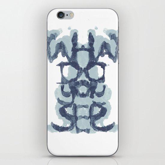 Typography Psychology iPhone & iPod Skin