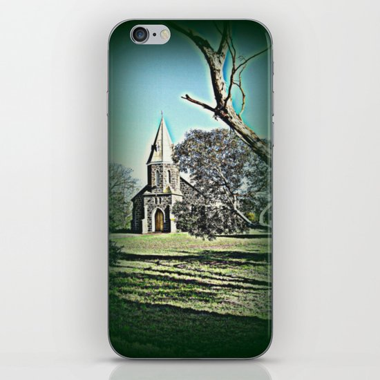 Country Church iPhone & iPod Skin