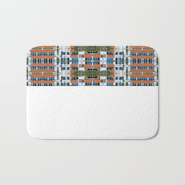 Cuban Eco Village Bath Mat