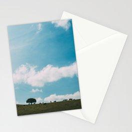 escape landscape Stationery Cards