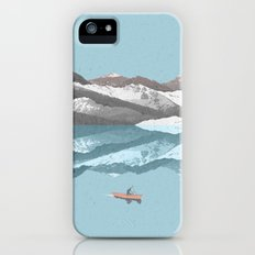 No River Wide Enough iPhone (5, 5s) Slim Case