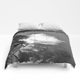 Spray Comforters