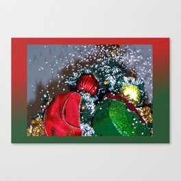 Let it Snow DPGF121225h Canvas Print