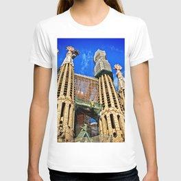 Sagrata Familia T-shirt