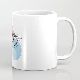 Tired Eye Coffee Mug