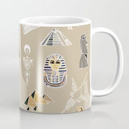Archeo pattern Coffee Mug
