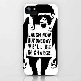 lough now iPhone Case