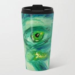 Fish Eye I Travel Mug