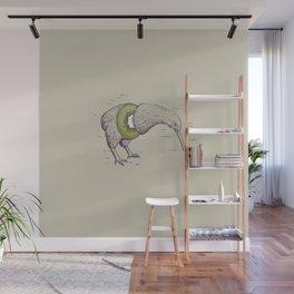 Kiwi Anatomy Wall Mural
