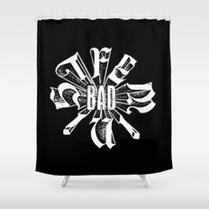Bad Feminist Shower Curtain