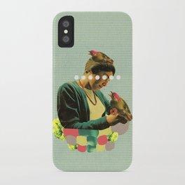 nesting iPhone Case