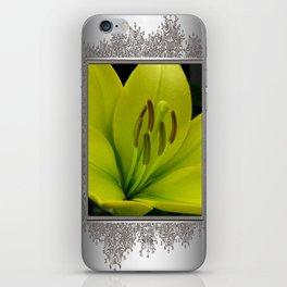 Hybrid Lily named Trebbiano iPhone Skin