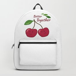 Better Together Friends Valentine's Day Gift Backpack