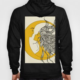 Sun and Moon Hoody