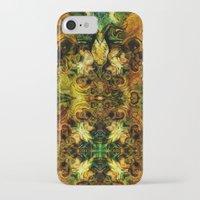 fibonacci iPhone & iPod Cases featuring Fibonacci 1 by Aleks7