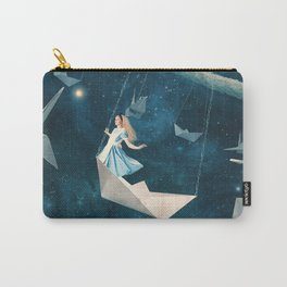My Favourite Swing Ride Carry-All Pouch
