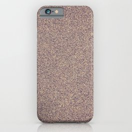 Sand Surface iPhone Case
