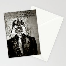 Unreal Party Darth Vader Stationery Cards